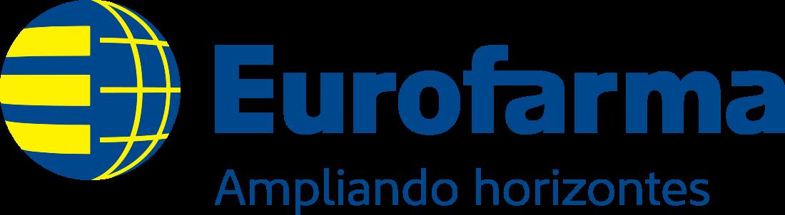 Eurofarma logo.