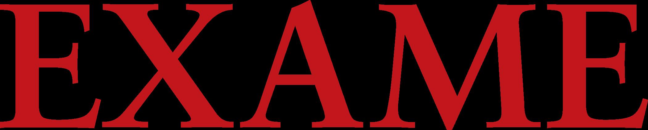 exame logo 2 - EXAME Logo (Revista)