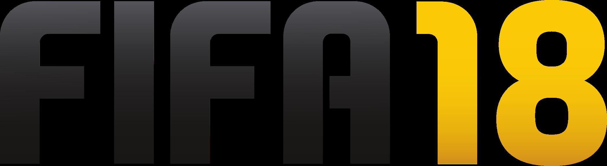 Fifa 18 Logo.