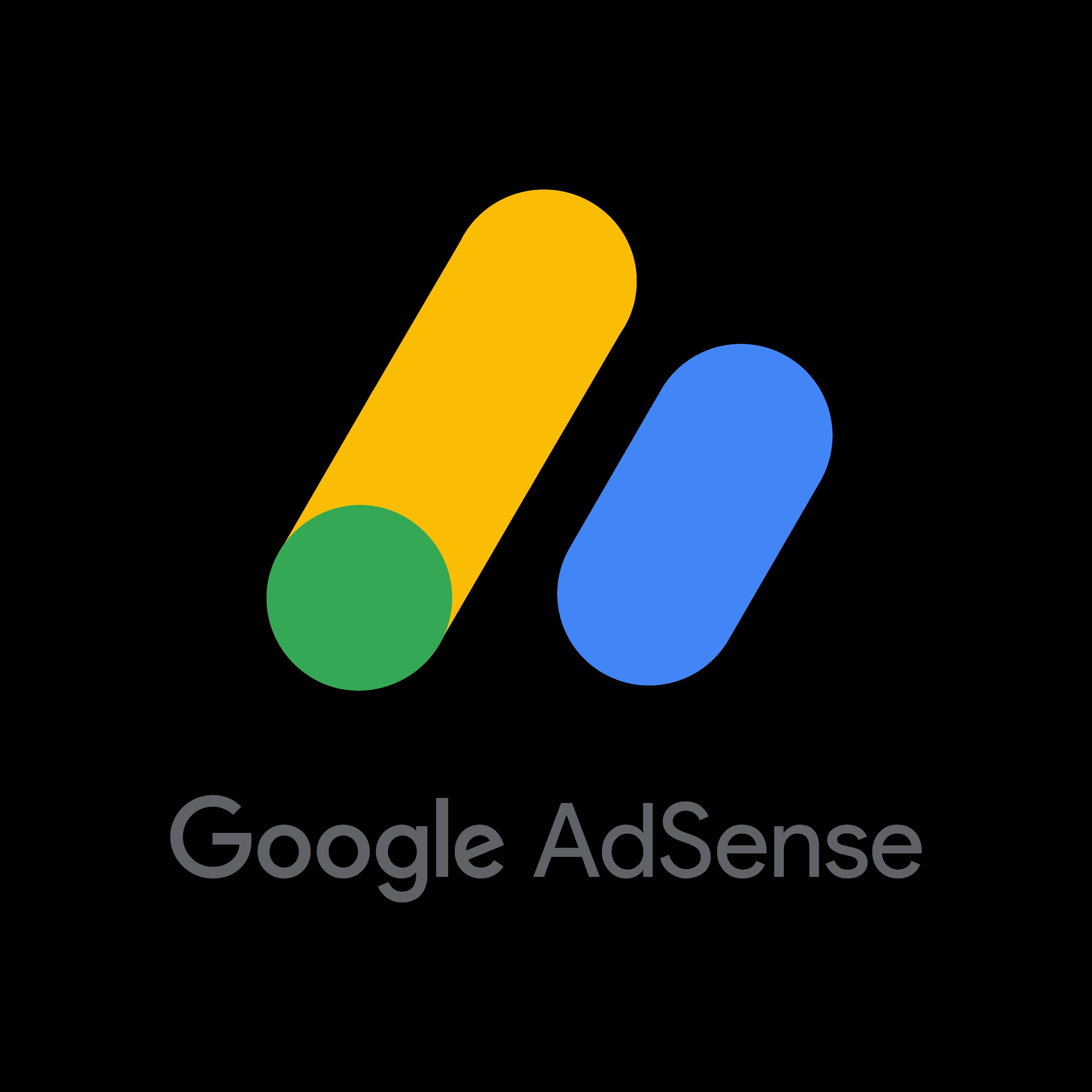 Google Adsense Logo PNG.