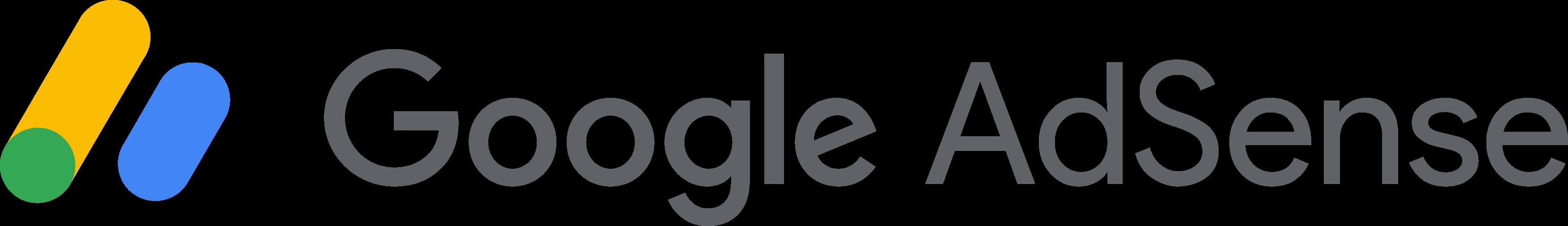 Google Adsense Logo.