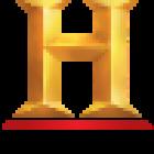 history channel logo.