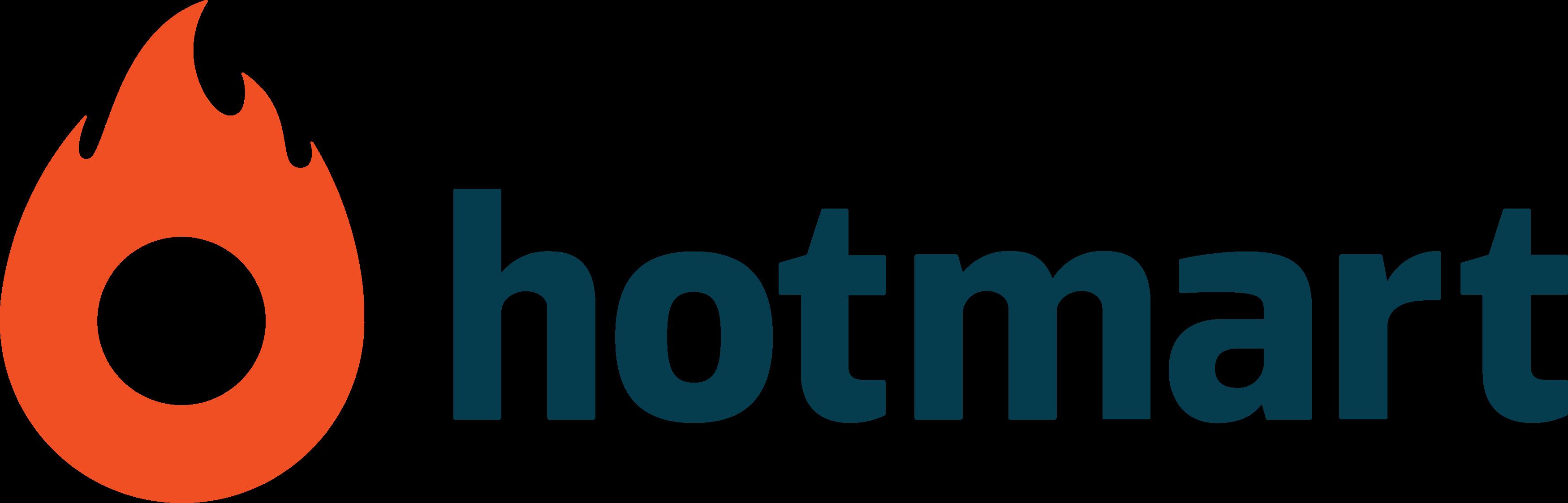 Hotmart Logo.