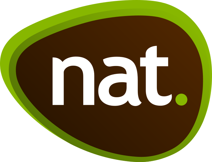 Nat Alimentos logo.