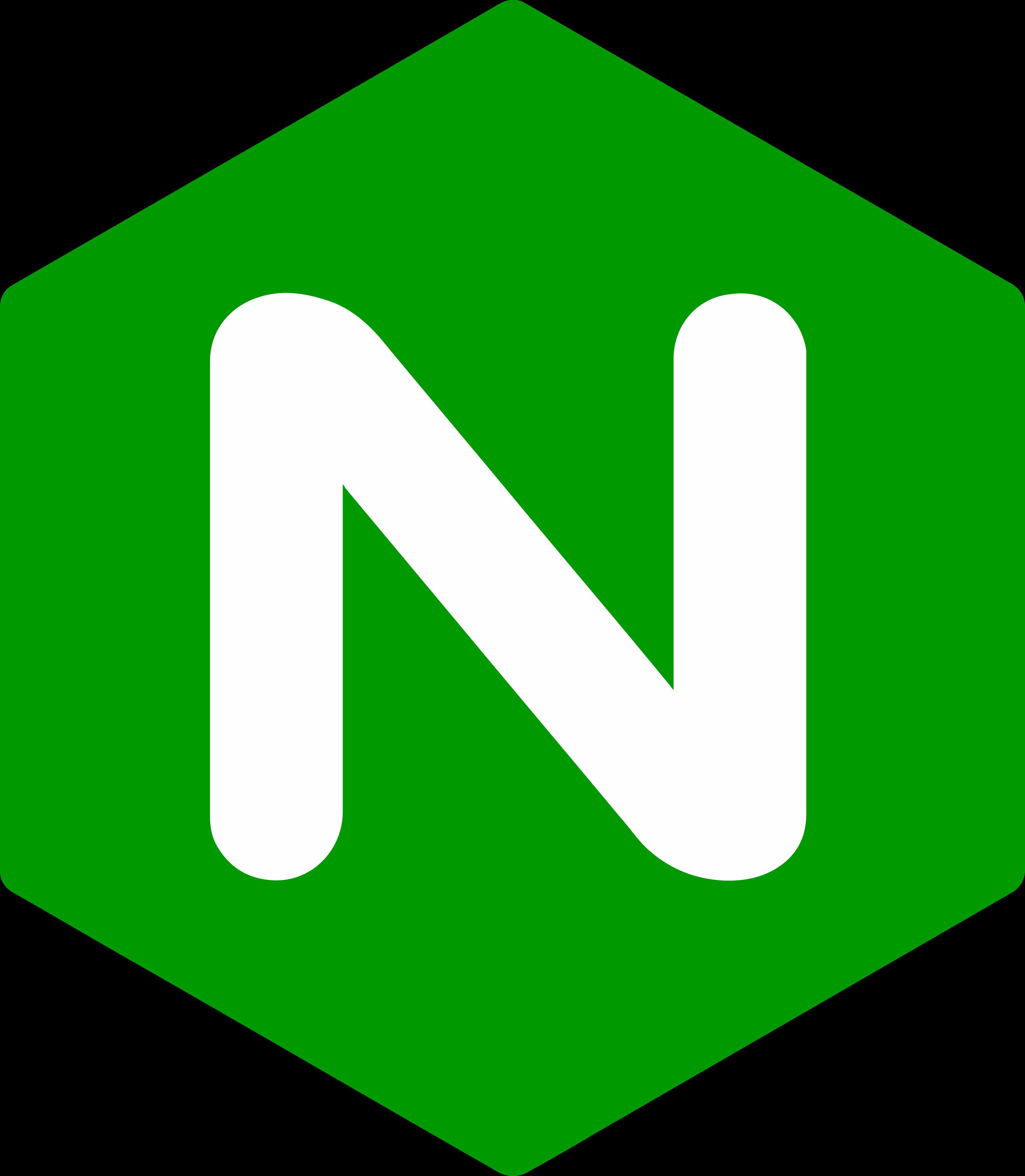 nginx logo 1 - Nginx Logo