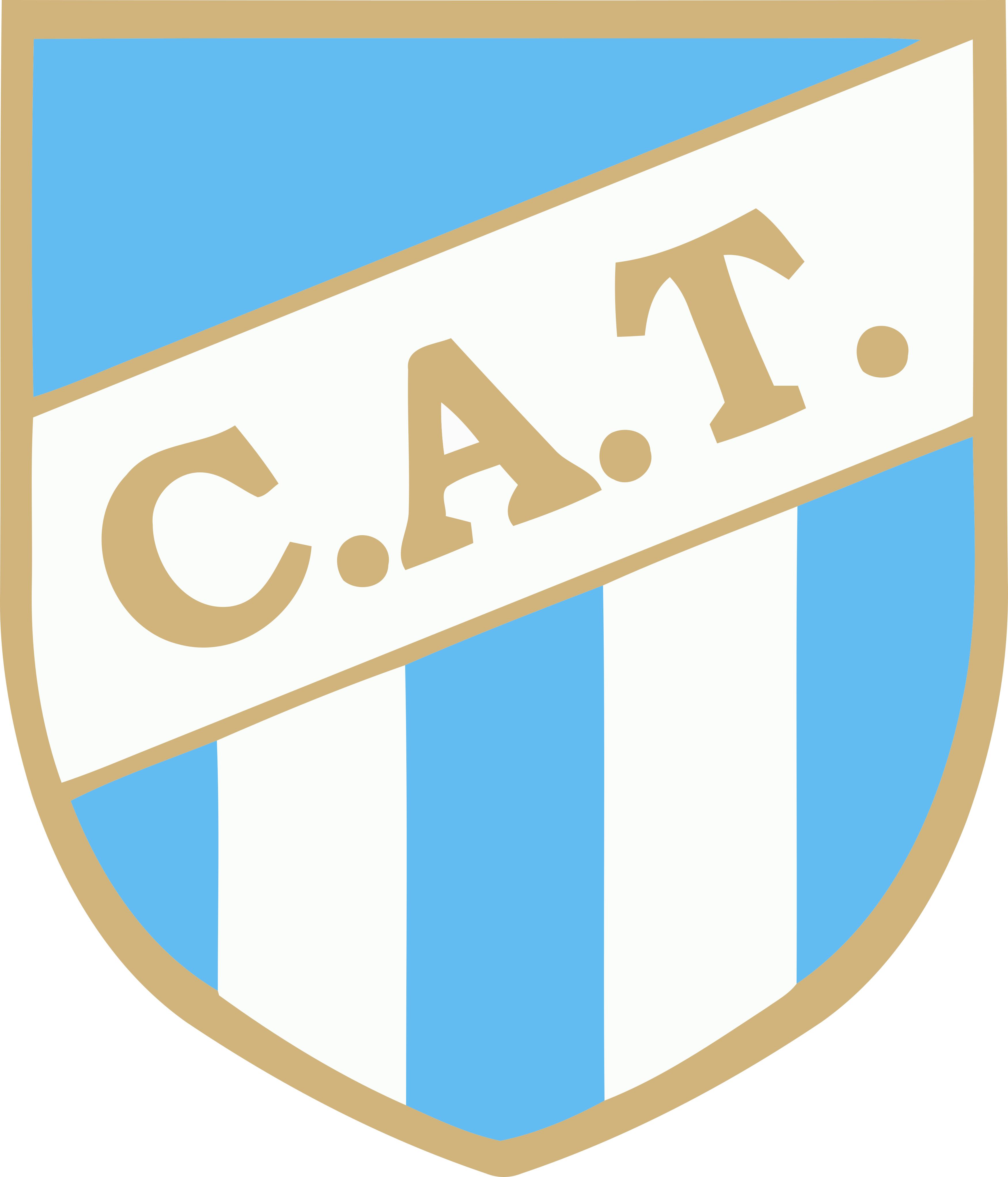 atletico tucuman logo escudo - Club Atlético Tucumán Logo