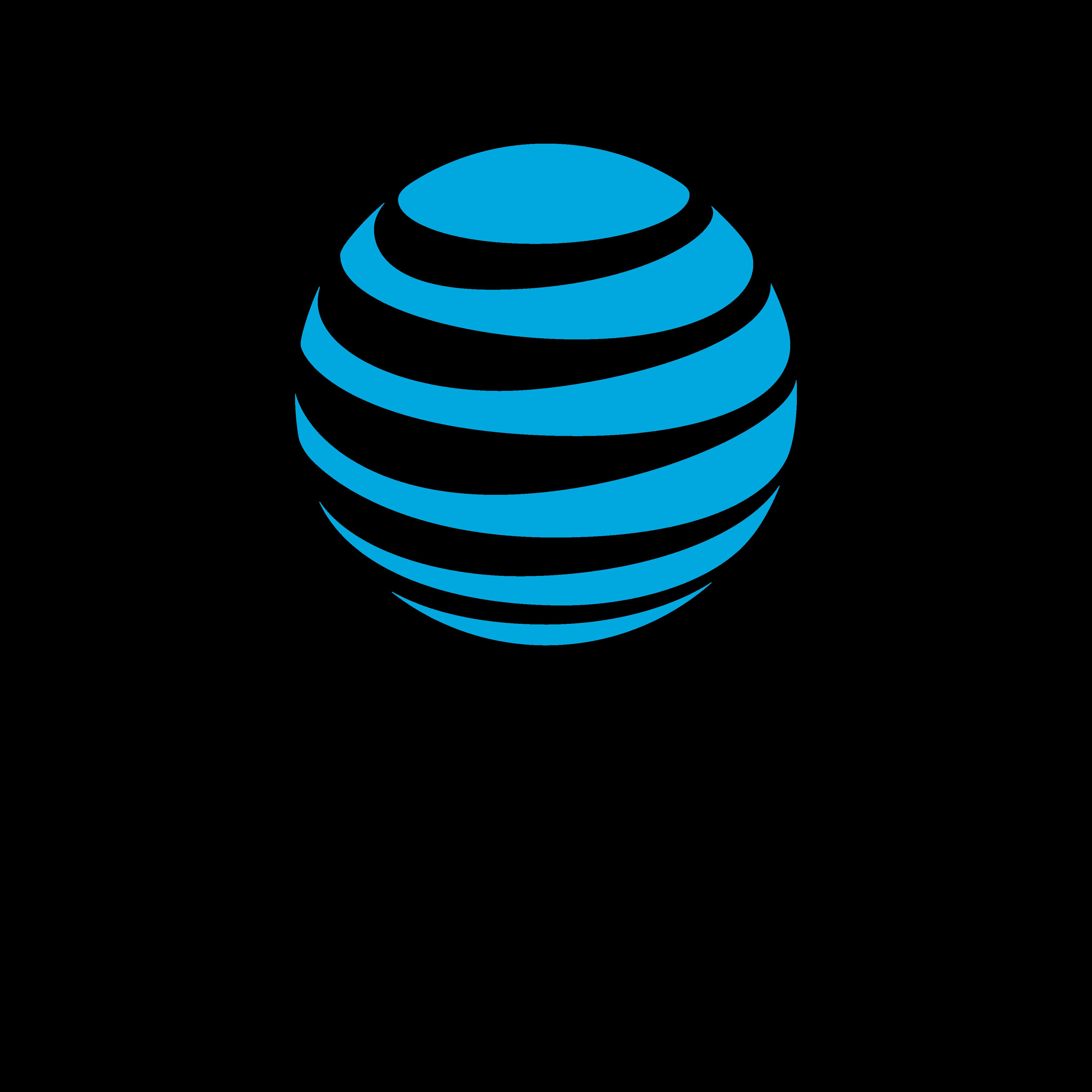 att logo 0 - AT&T Logo