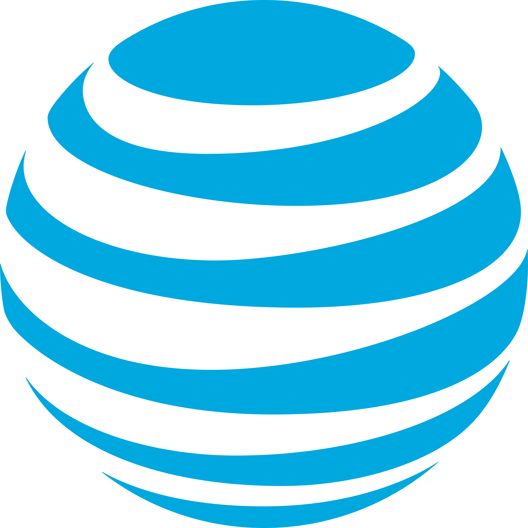 att logo 3 - AT&T Logo