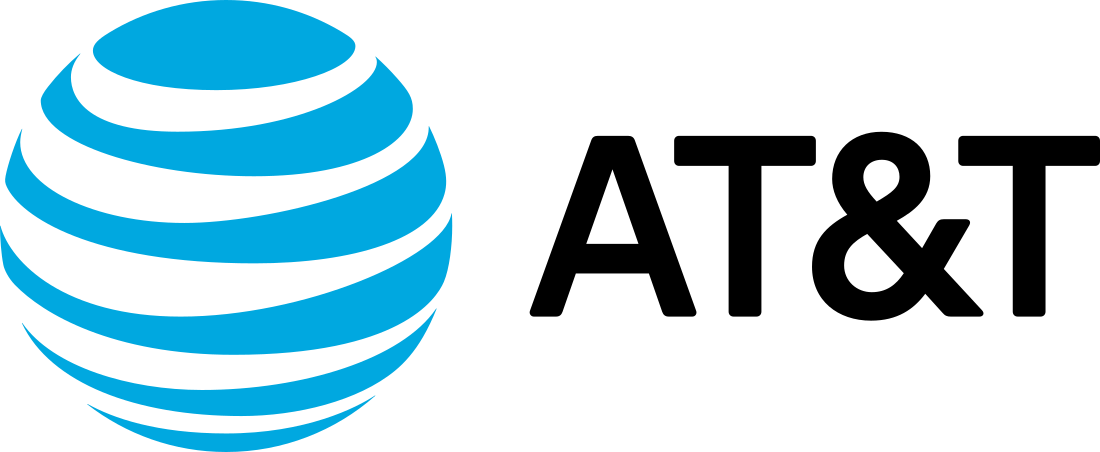 att logo 6 - AT&T Logo