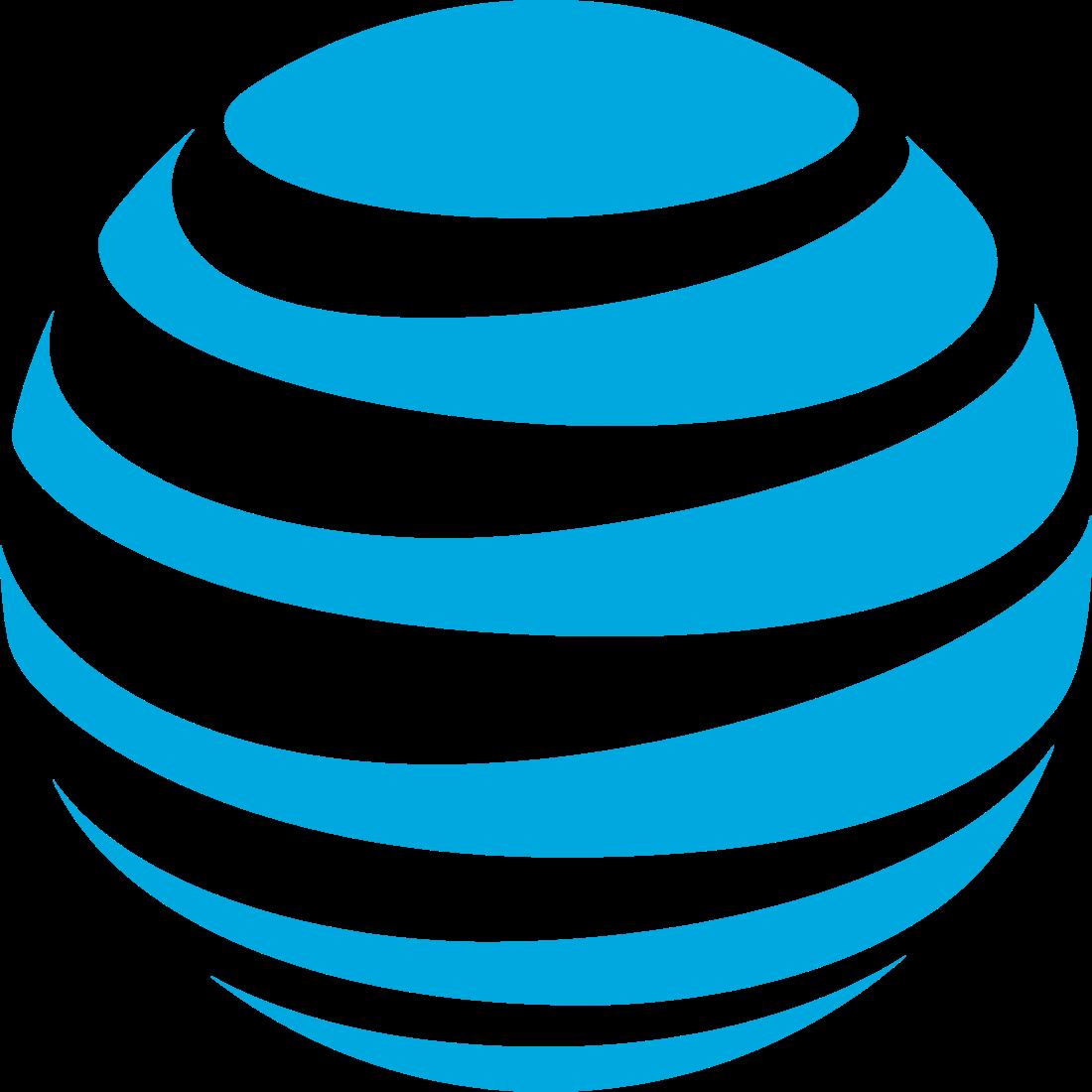 att logo 7 - AT&T Logo