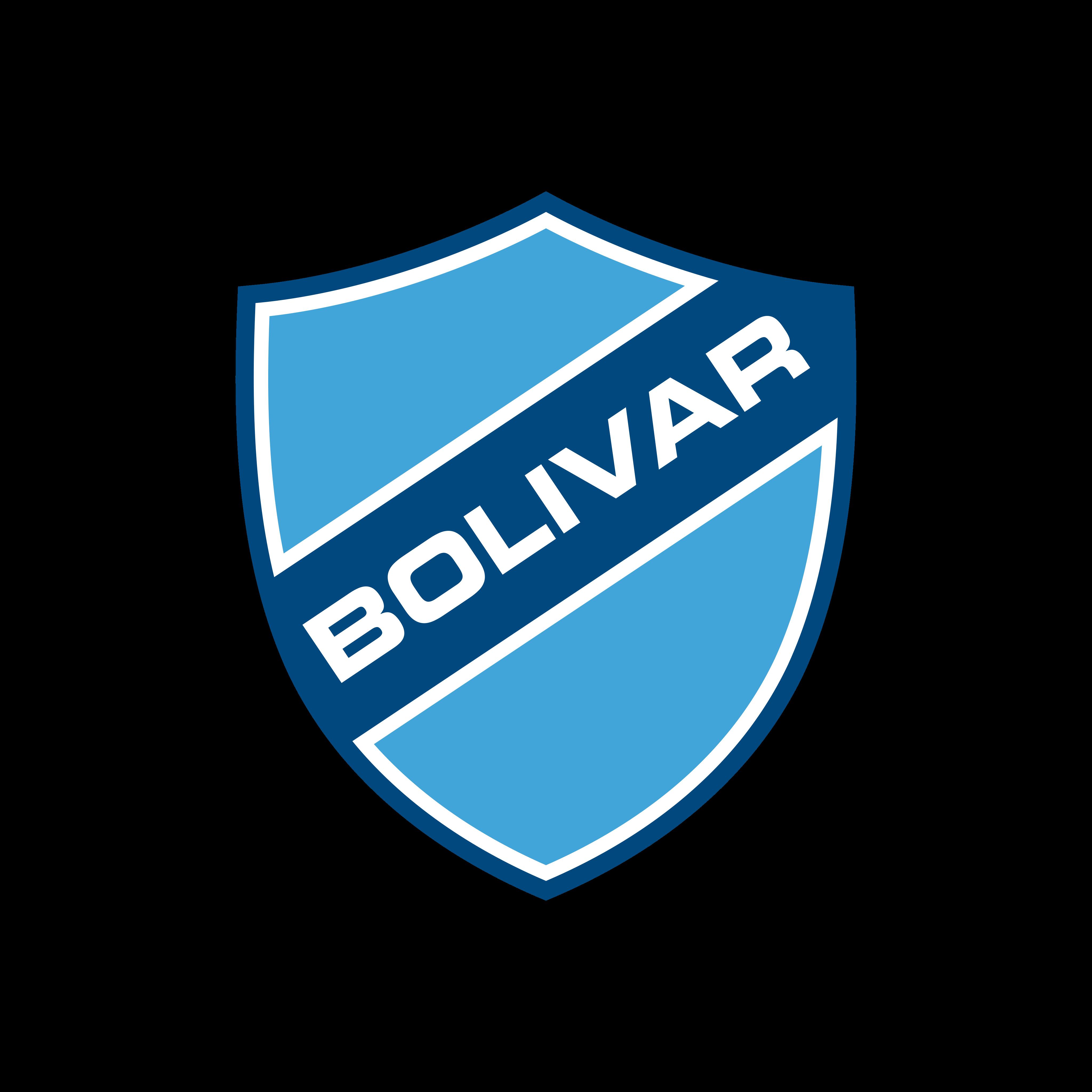 bolivar logo escudo 0 - Club Bolívar Logo - Escudo