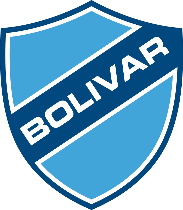 club bolívar logo 4 - Club Bolívar Logo - Escudo