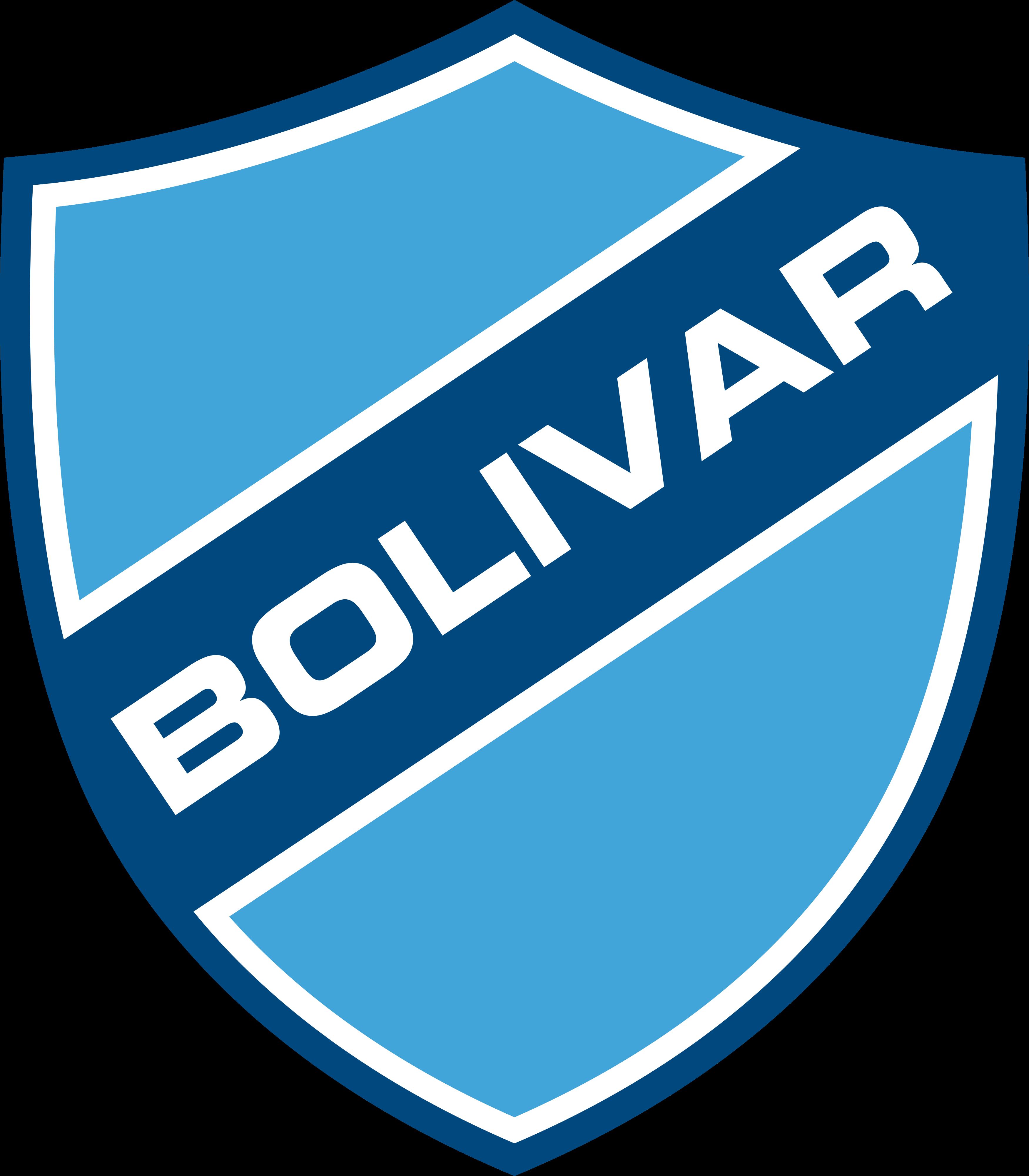club bolívar logo - Club Bolívar Logo - Escudo
