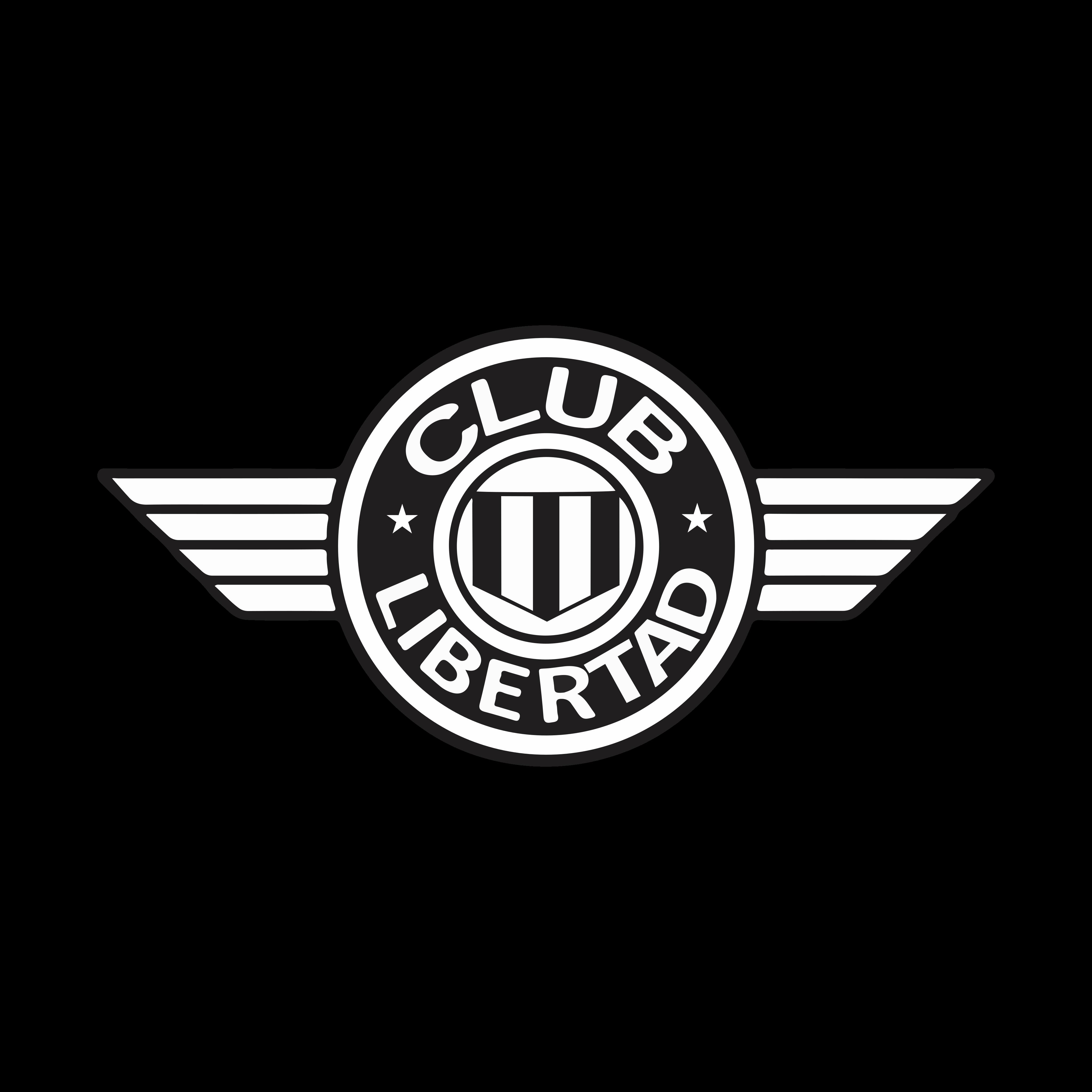 club libertad logo 0 - Club Libertad Logo