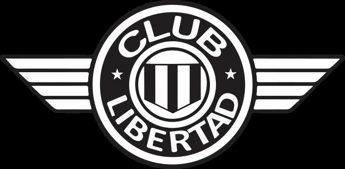 club libertad logo escudo 4 - Club Libertad Logo