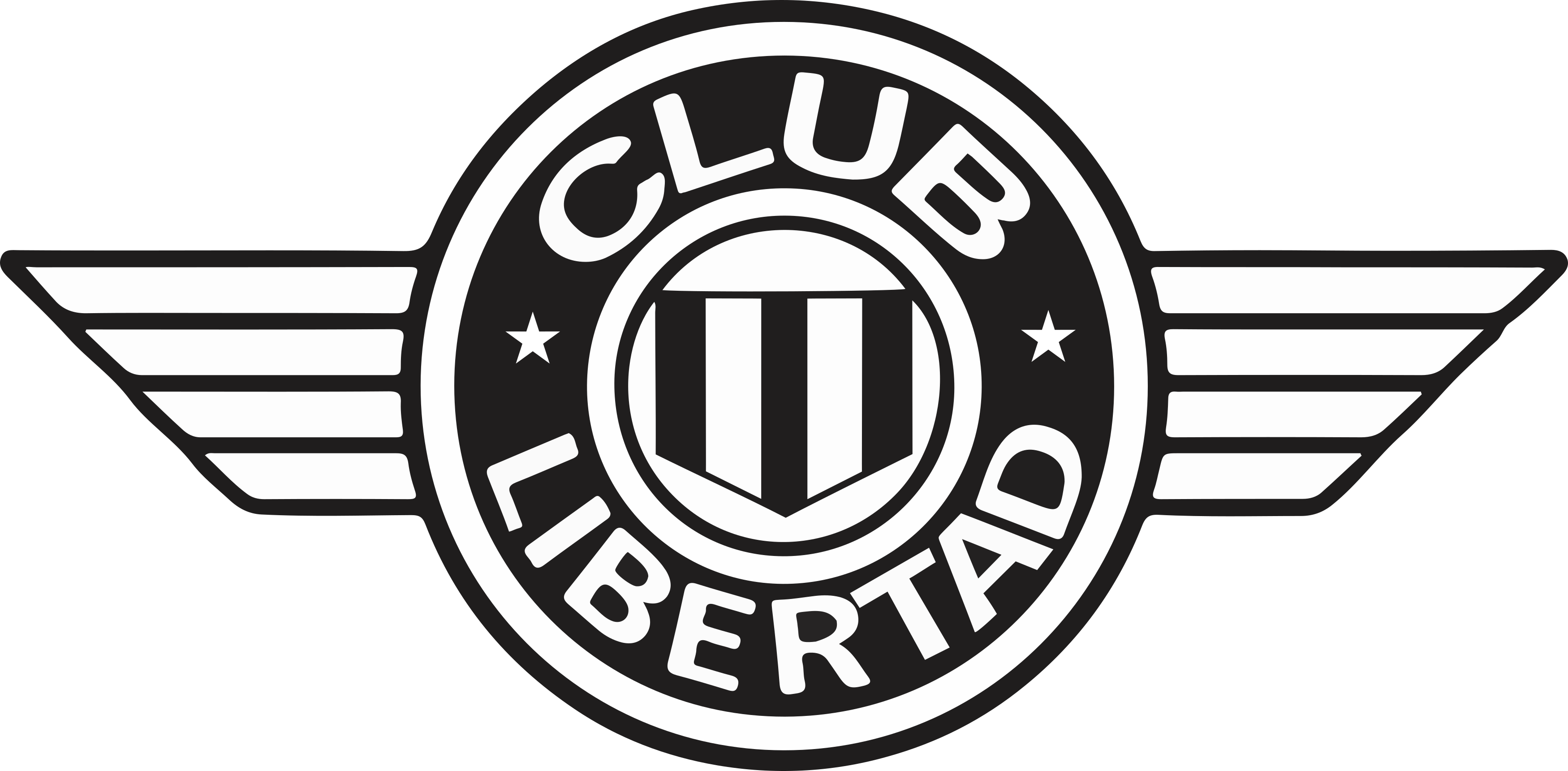 club libertad logo escudo - Club Libertad Logo
