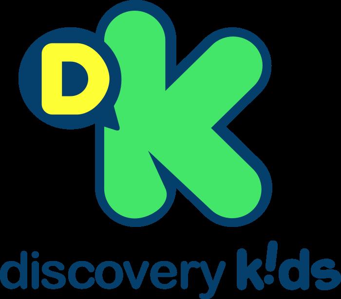 Discovery Kids logo.