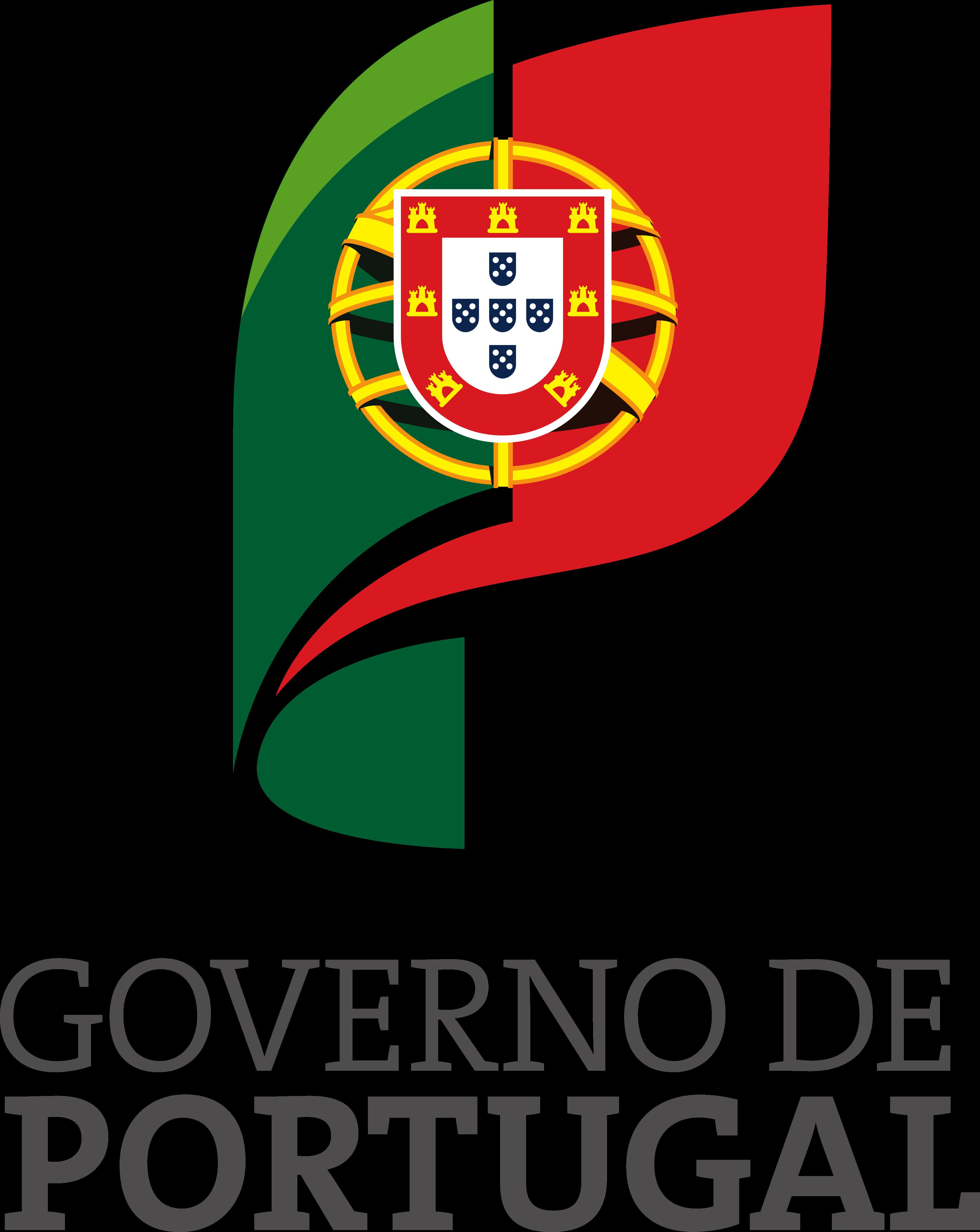 governo portugal 1 - Governo de Portugal Logo