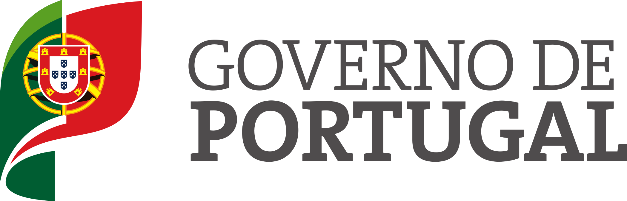 governo portugal 2 - Governo de Portugal Logo