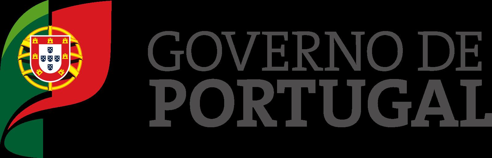 governo portugal 4 - Governo de Portugal Logo
