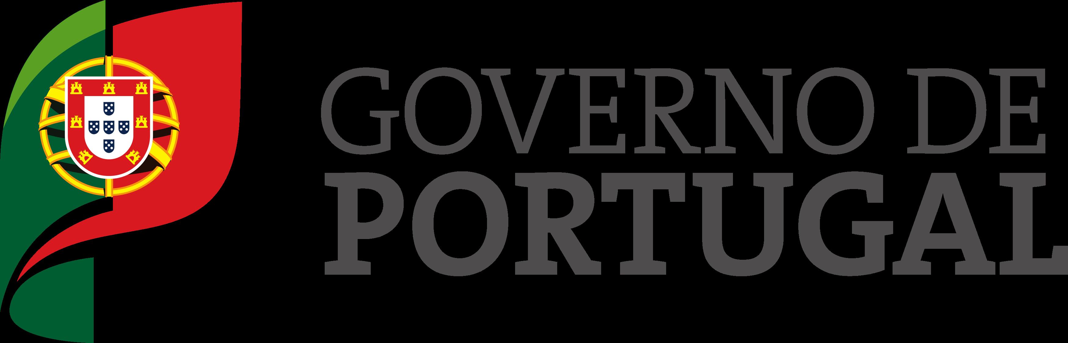 Governo de Portugal Logo.
