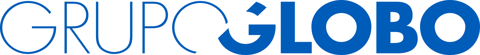 grupo globo logo 2 - Grupo Globo Logo