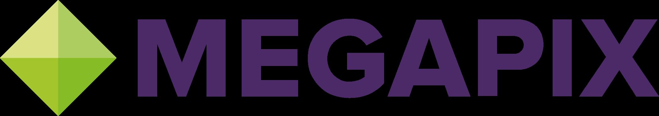megapix logo 1 - Megapix Logo