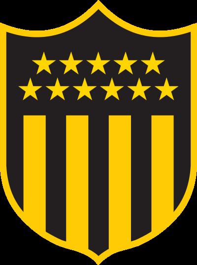 penarol logo escudo 10 - Peñarol Logo - Club Atlético Peñarol Escudo