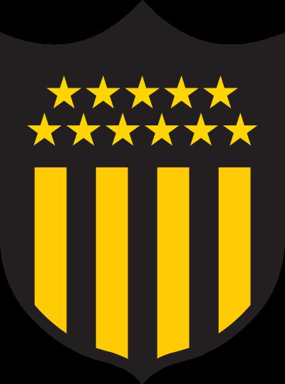 penarol logo escudo 11 - Peñarol Logo - Club Atlético Peñarol Escudo