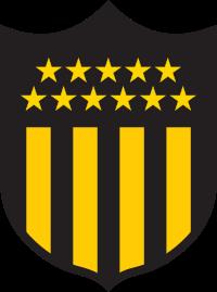 penarol logo escudo 13 - Peñarol Logo - Club Atlético Peñarol Escudo