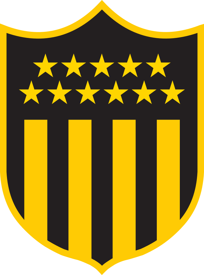 penarol logo escudo 8 - Peñarol Logo - Club Atlético Peñarol Escudo
