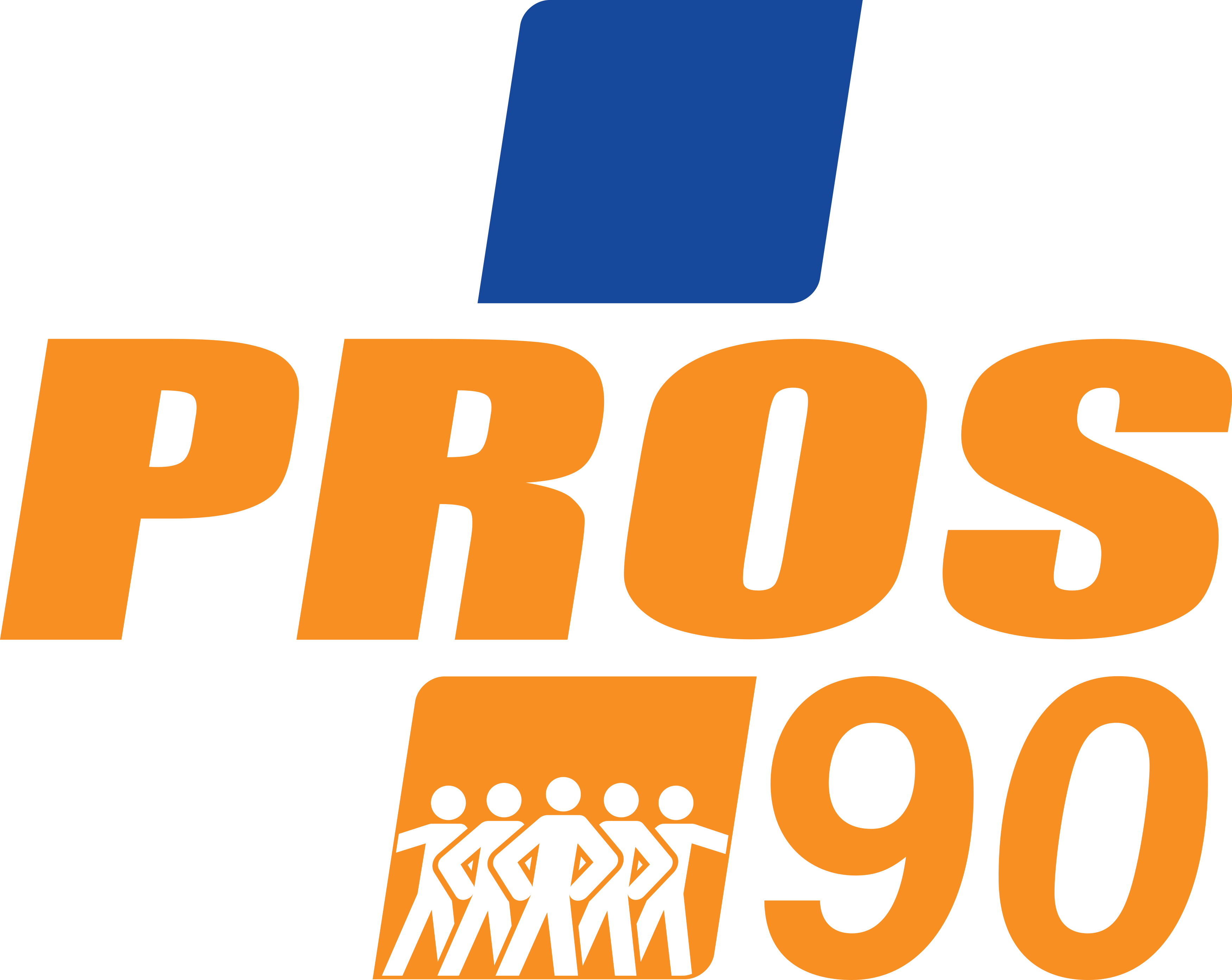 Pros Logo, Partido Republicano da Ordem Social logo.