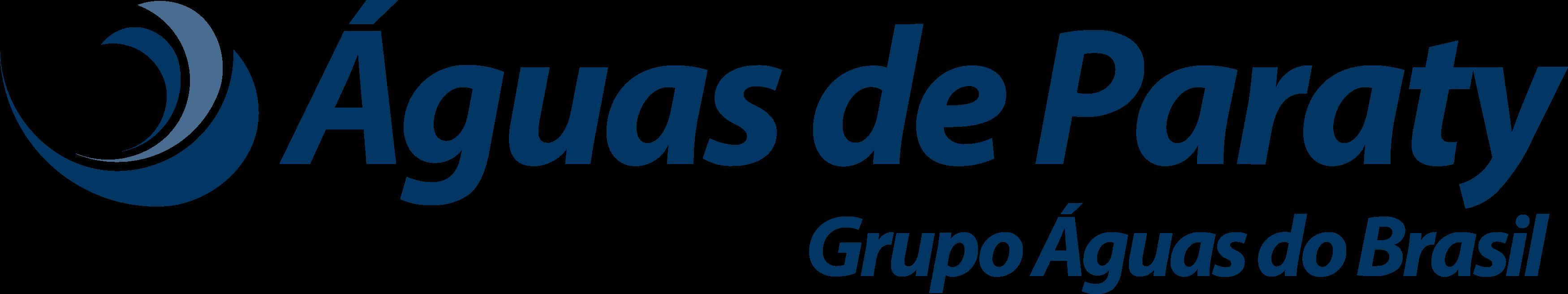 Águas de Paraty Logo.