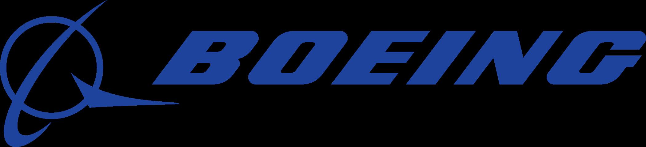 boeing logo 1 - Boeing Logo
