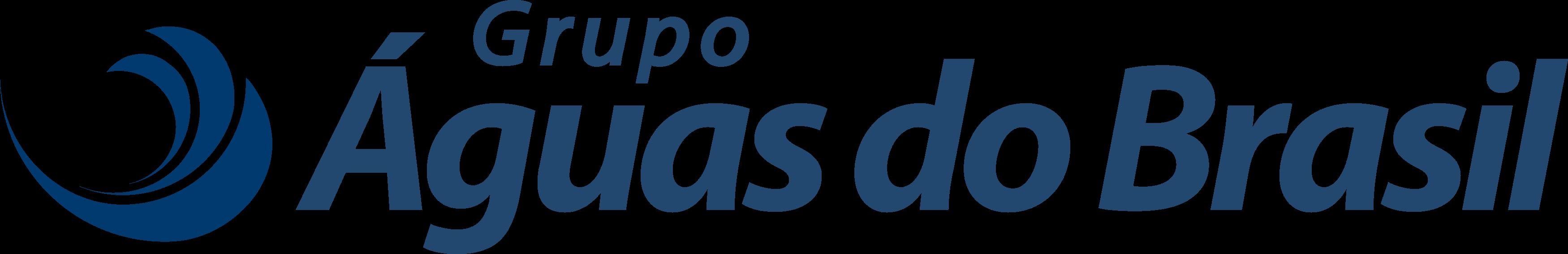 Grupo águas do Brasil Logo.