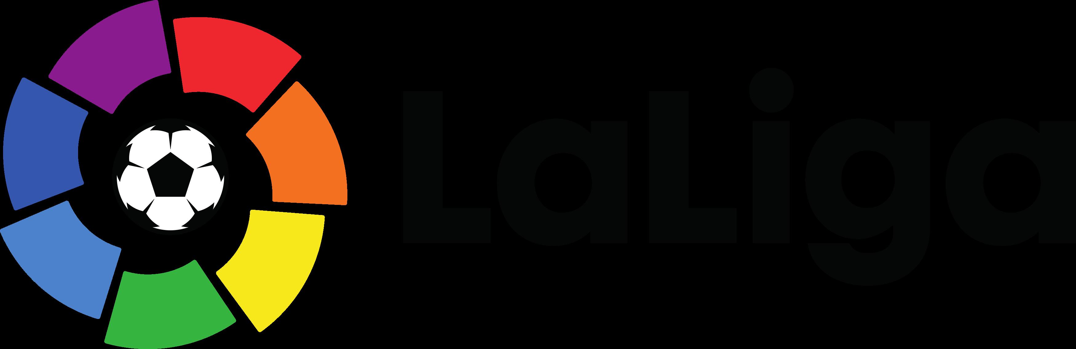 laliga logo 1 - LaLiga Logo – Campeonato Español de Fútbol
