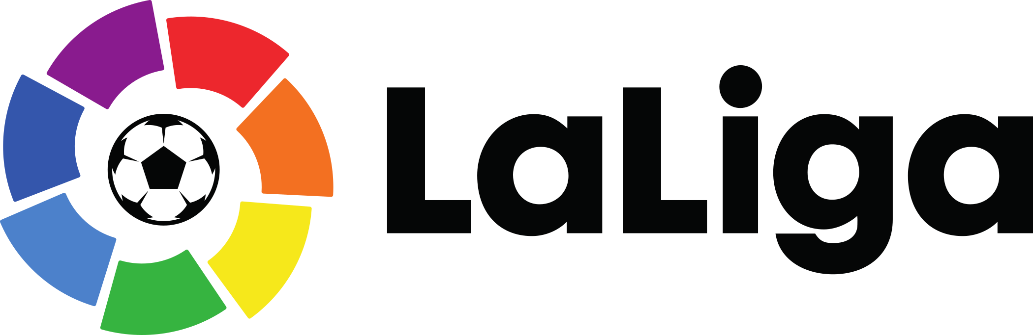 laliga logo 3 - LaLiga Logo – Campeonato Español de Fútbol