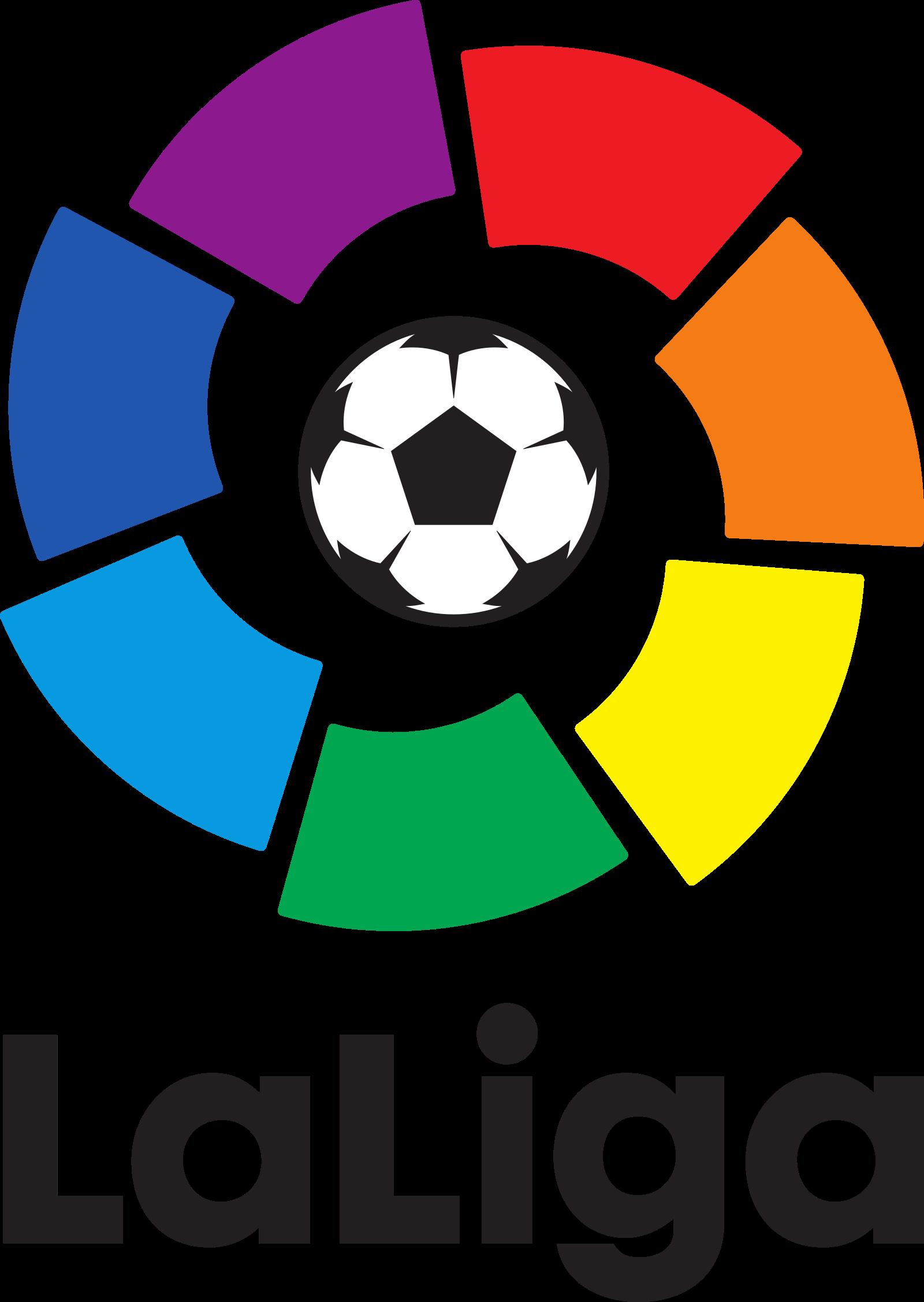 laliga logo 4 - LaLiga Logo – Campeonato Español de Fútbol