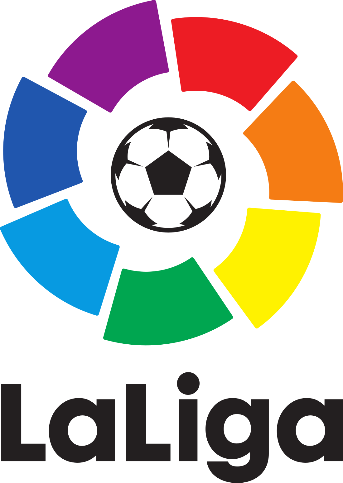 laliga logo 6 - LaLiga Logo – Campeonato Español de Fútbol