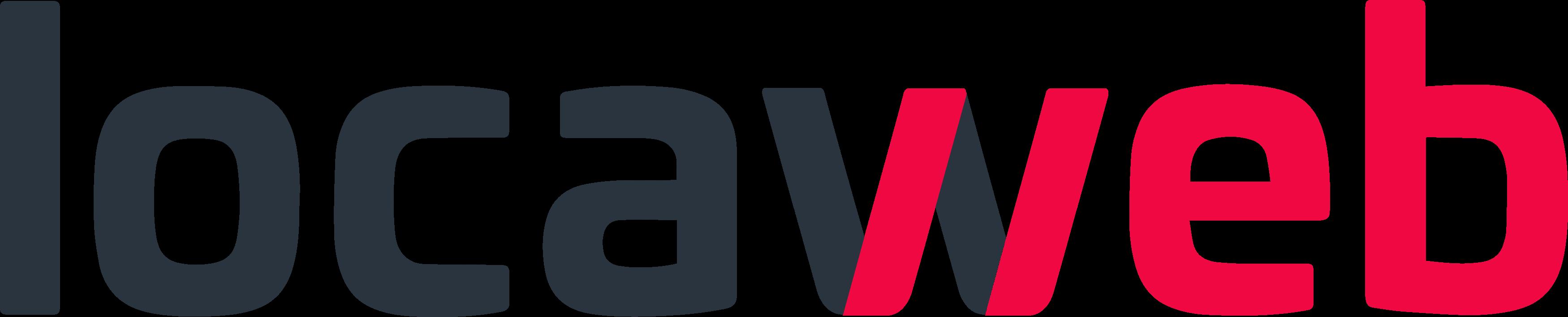 Locaweb logo.