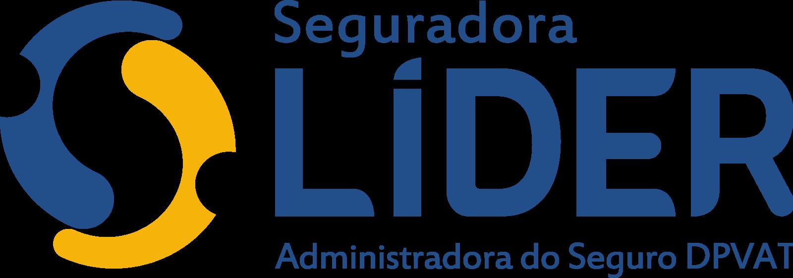 seguradora lider dpvat logo 2 - Seguradora Líder Logo (DPVAT)