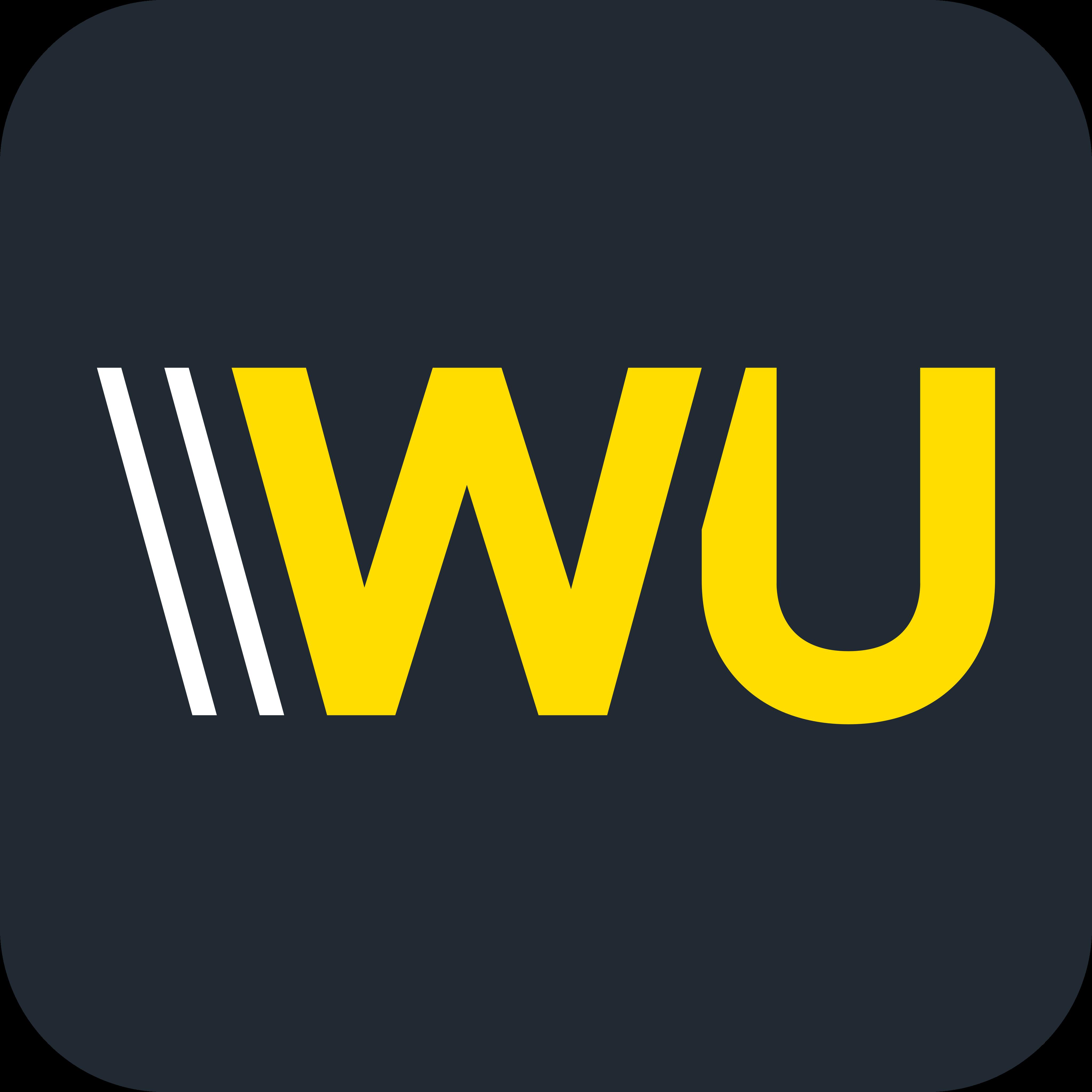 western union logo 1 1 - Western Union Logo