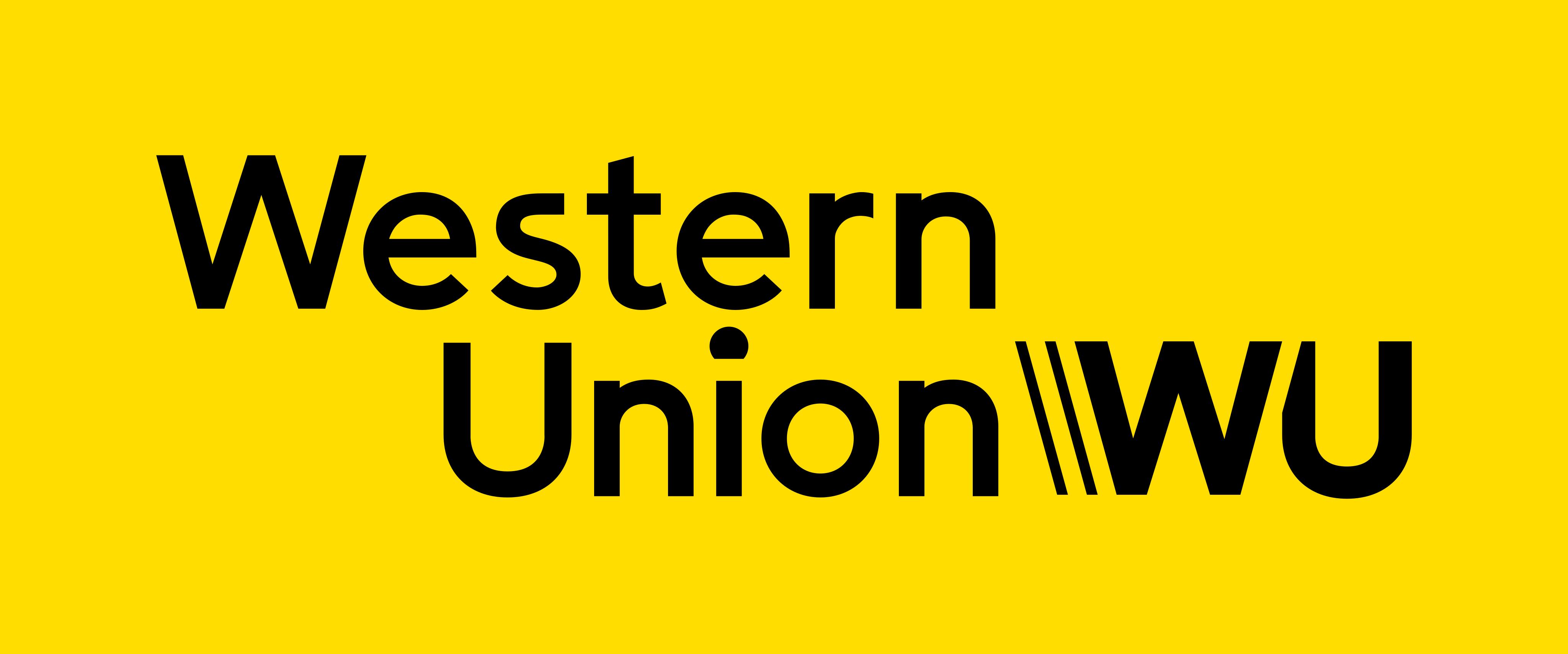 western union logo 10 - Western Union Logo