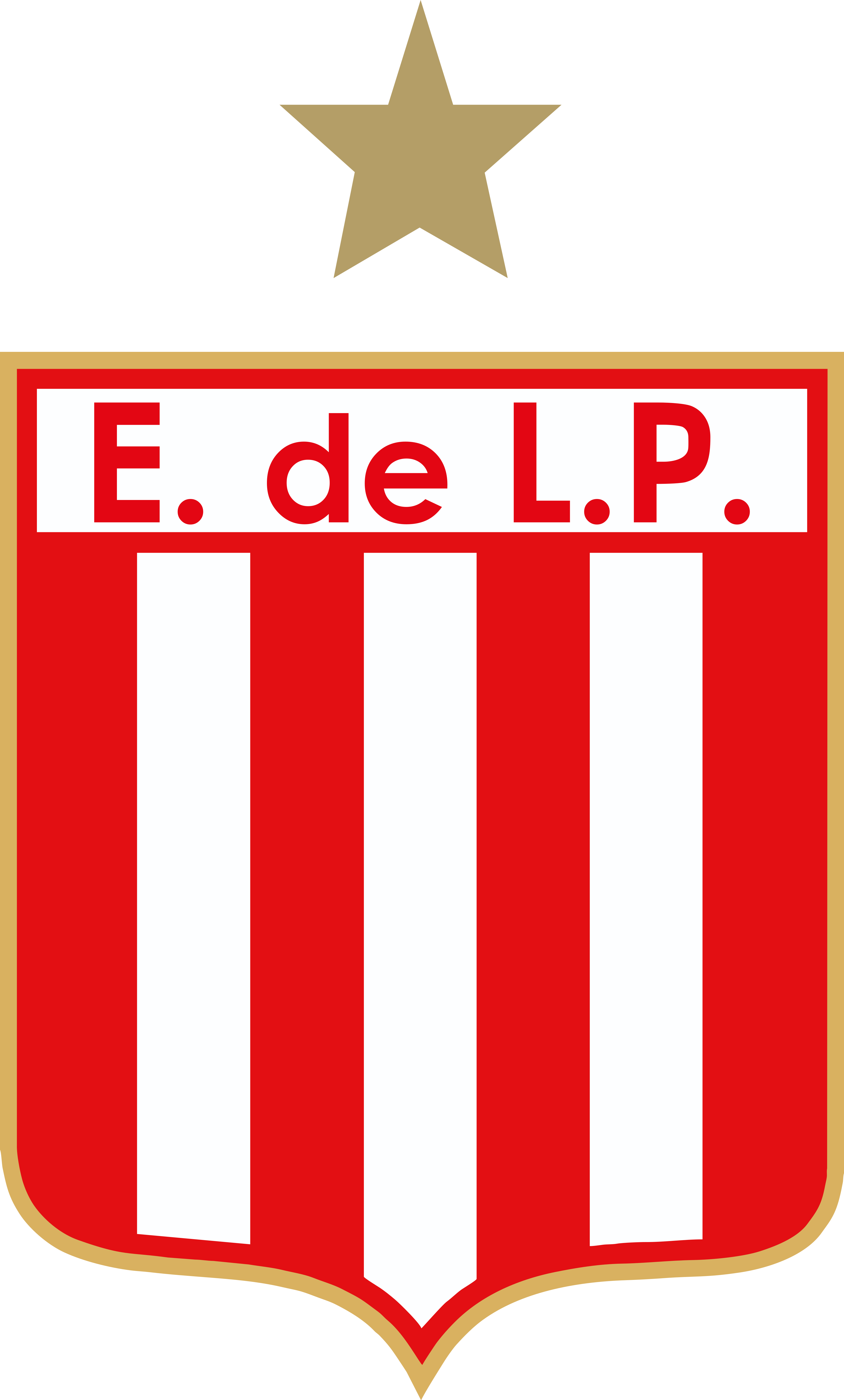 estudiantes logo escudo 1 - Estudiantes de La Plata Logo - Escudo