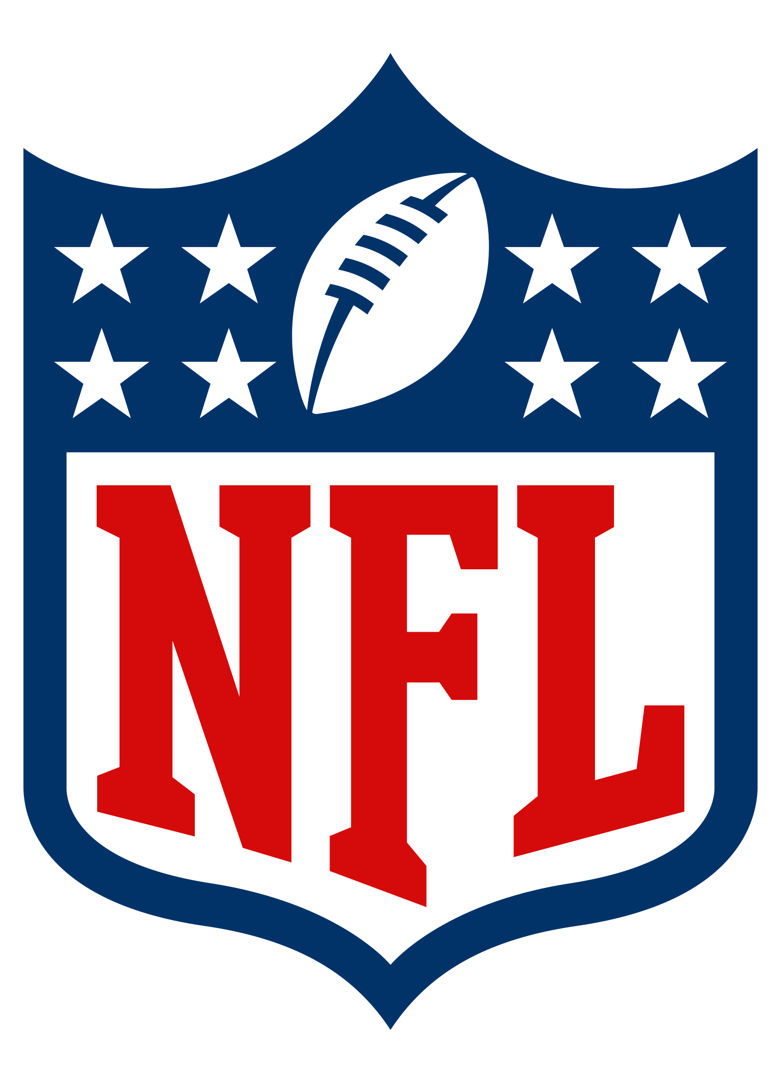 nfl logo 2 - NFL Logo - National Football League Logo