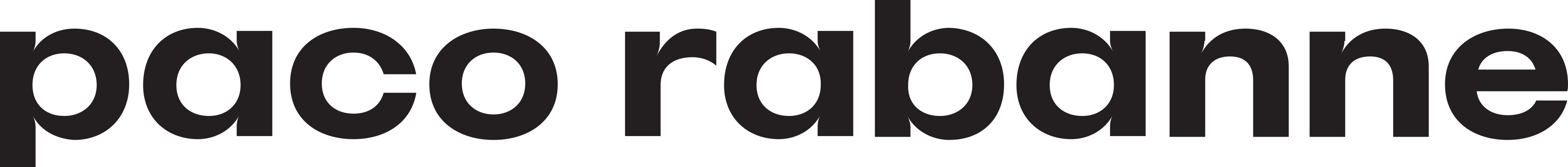 Paco Rabanne Logo.