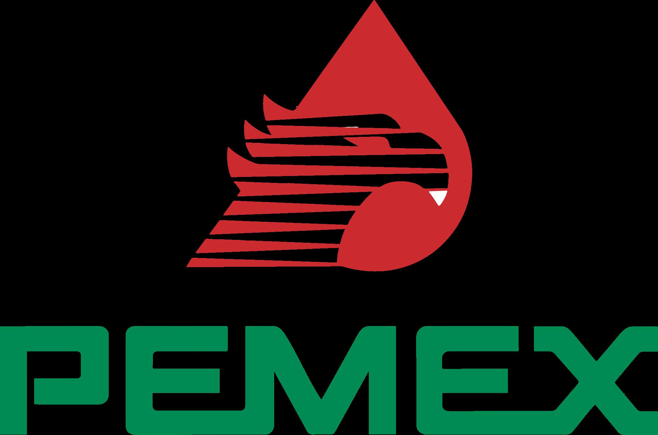 pemex logo 1 - PEMEX Logo - Petróleos Mexicanos Logo