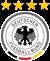 selecao alemanha logo escudo 16 - Seleção da Alemanha Logo - Escudo