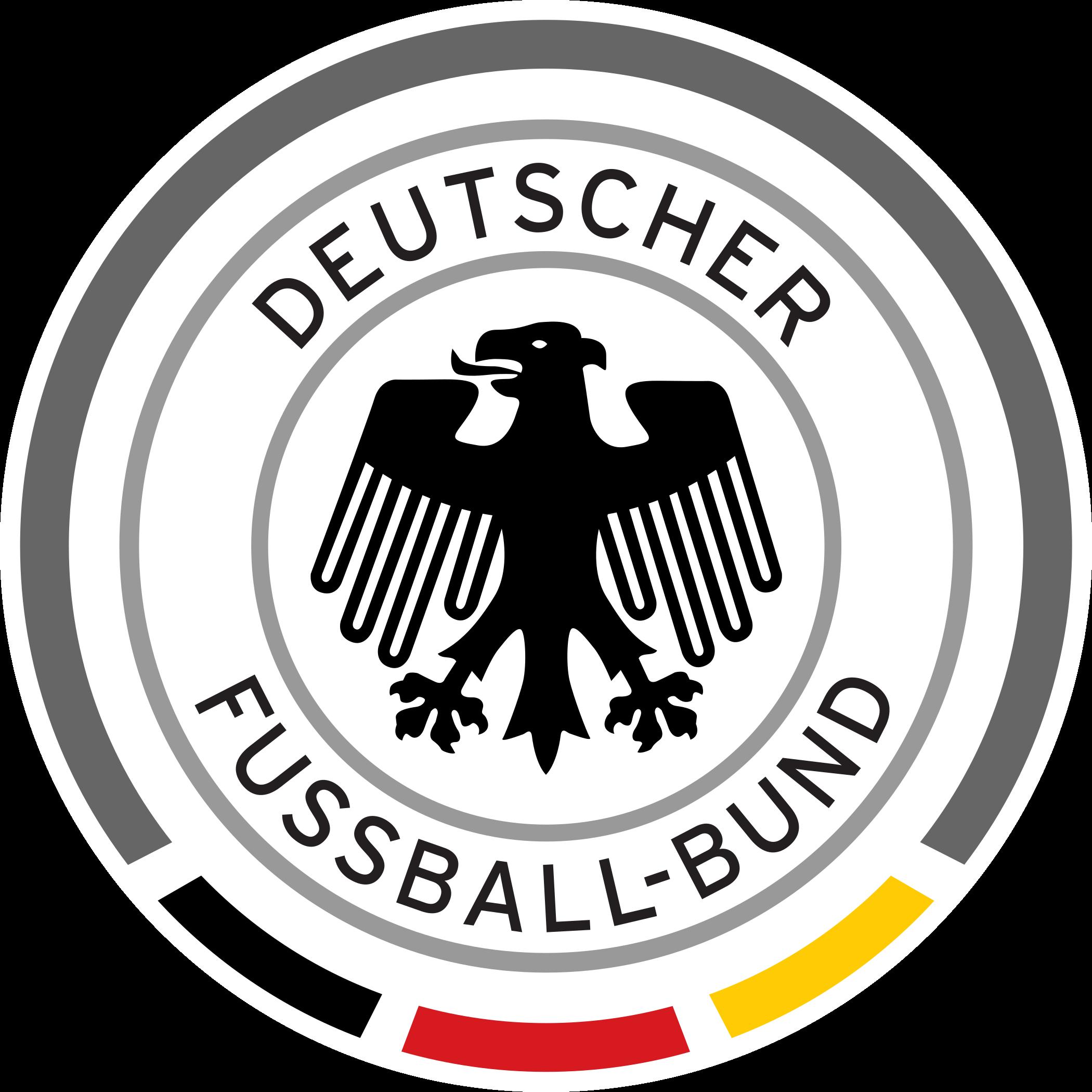 selecao alemanha logo escudo 3 - Seleção da Alemanha Logo - Escudo