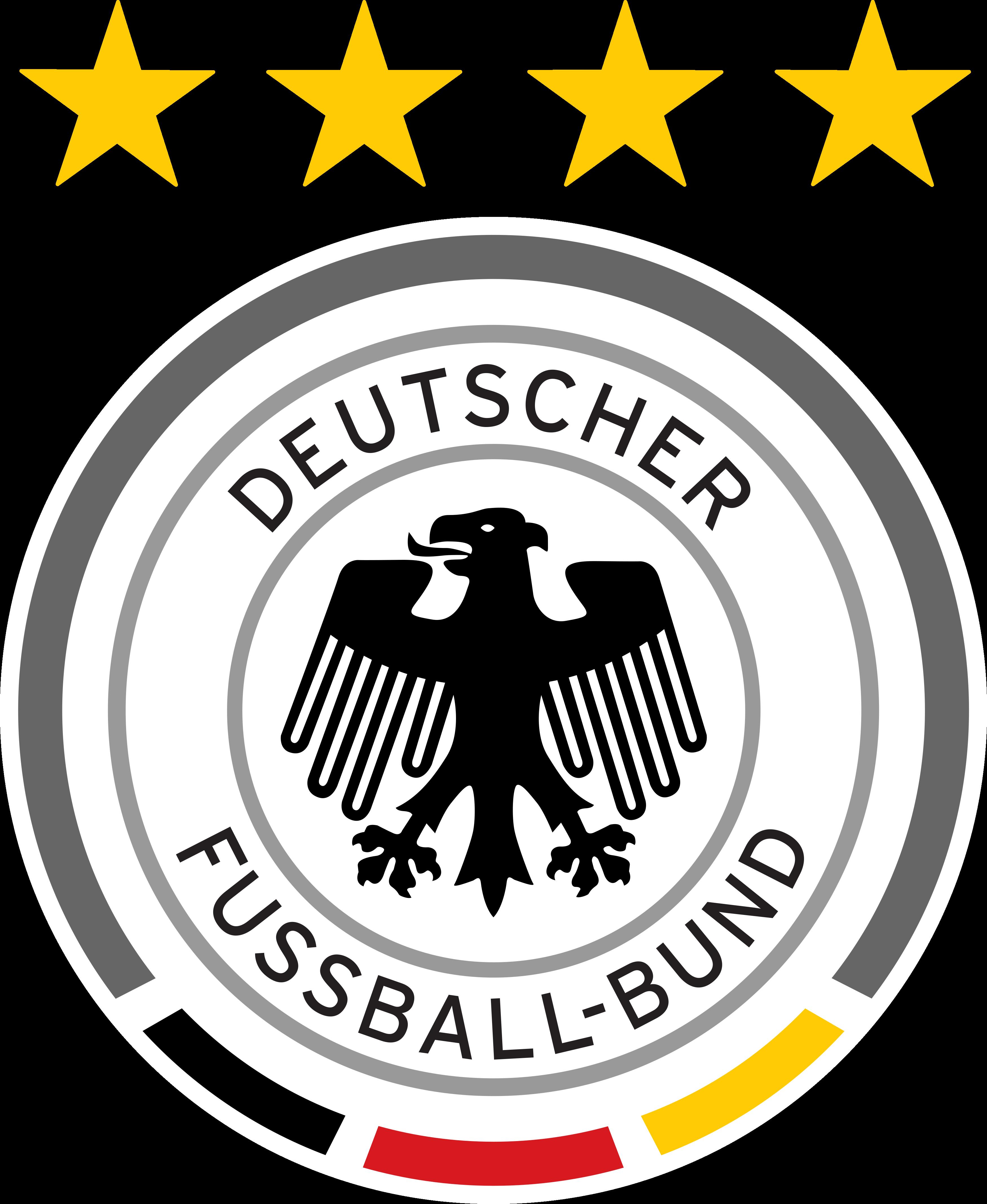 Seleção da Alemanha Logo escudo.